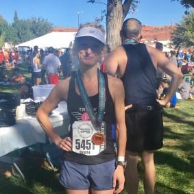 St George Marathon 2017