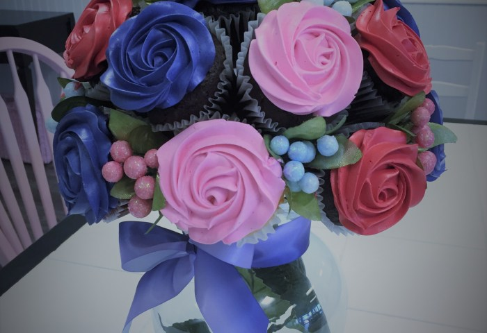 Cupcake Bouquets Celebrating Life Cake Boutique