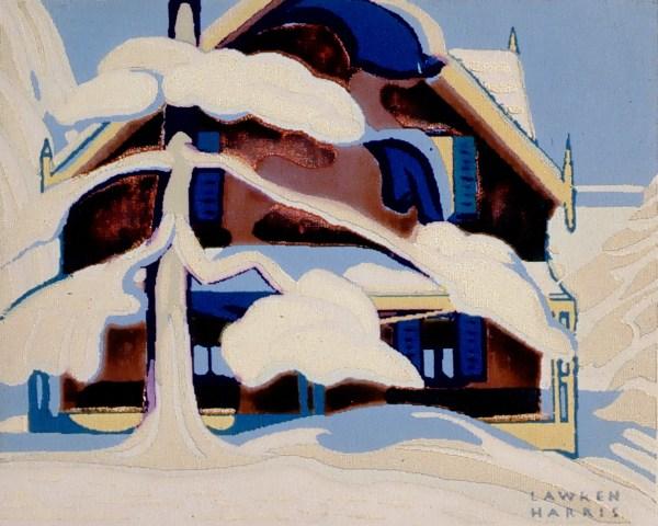 Lawren Harris Penticton Art