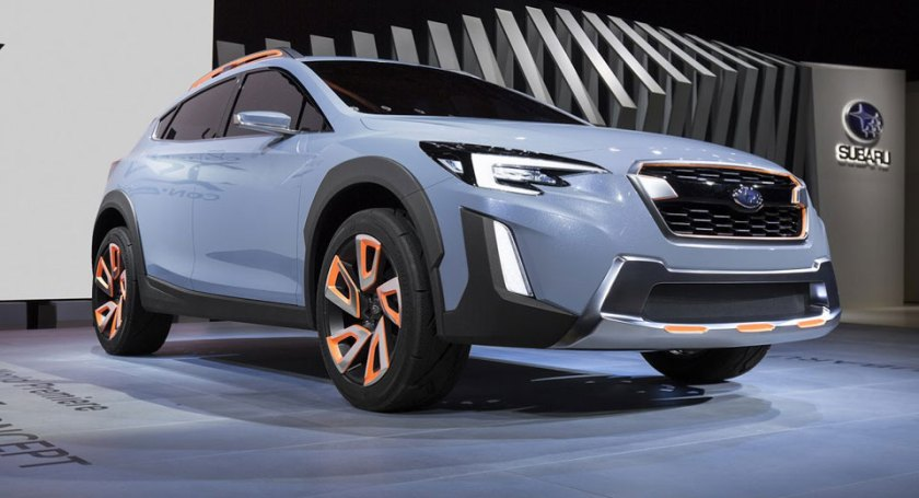 The Crosstrek XV Concept