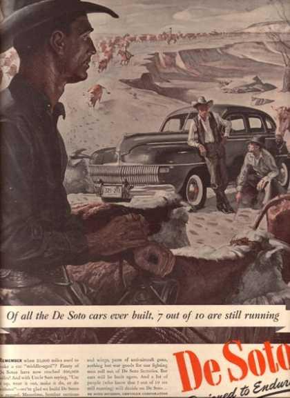 1940's - DeSoto
