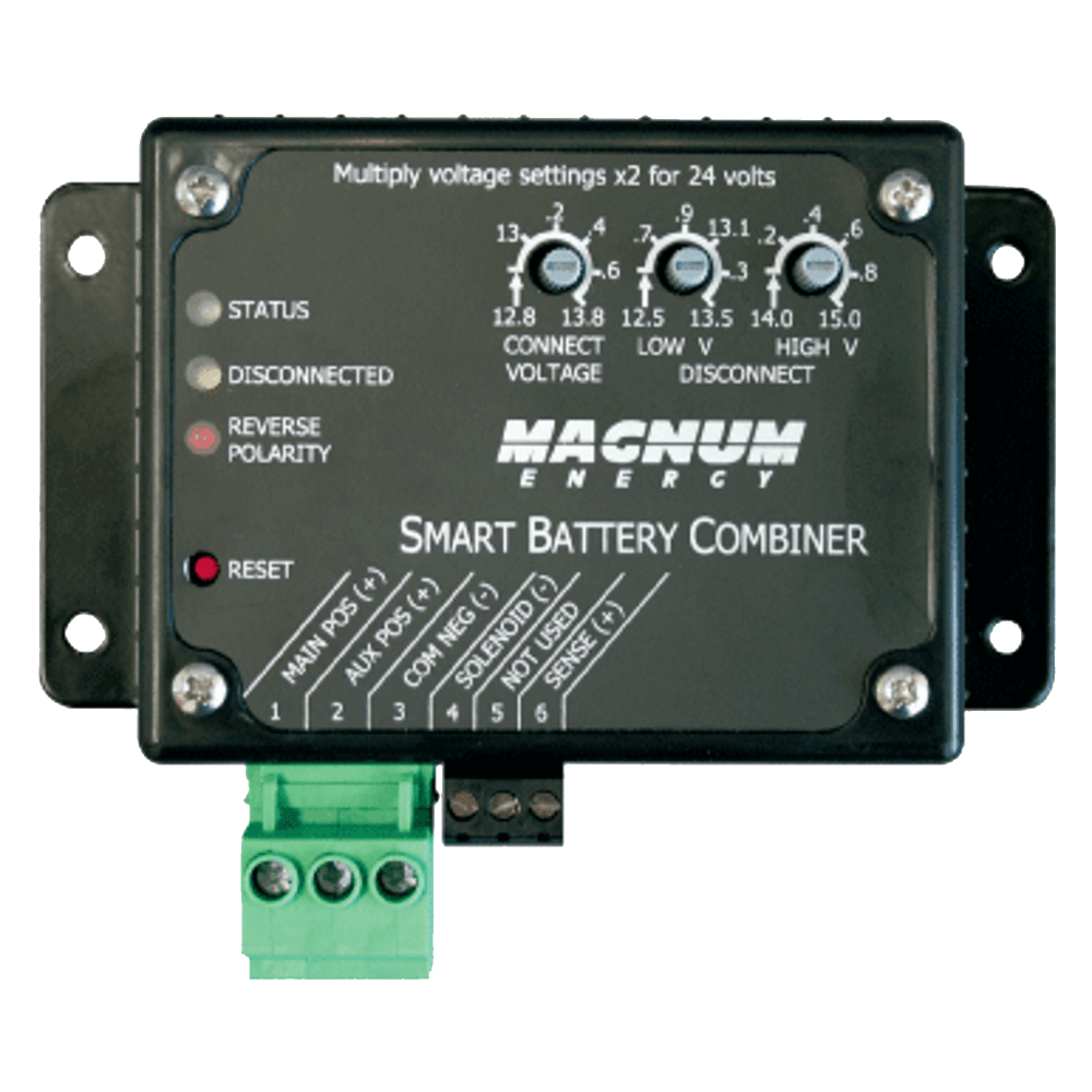 small resolution of magnum smart battery combiner