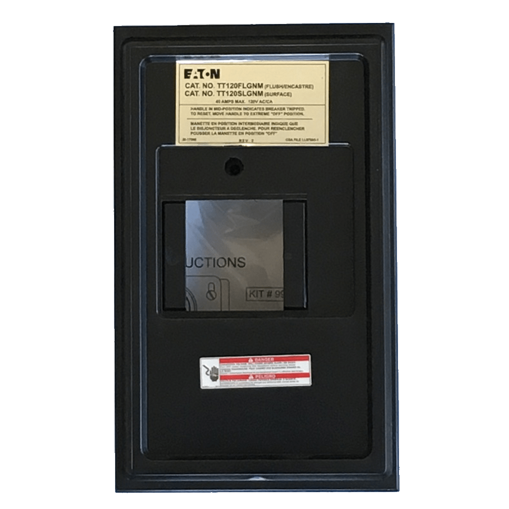 small resolution of eaton sub panel flush mount