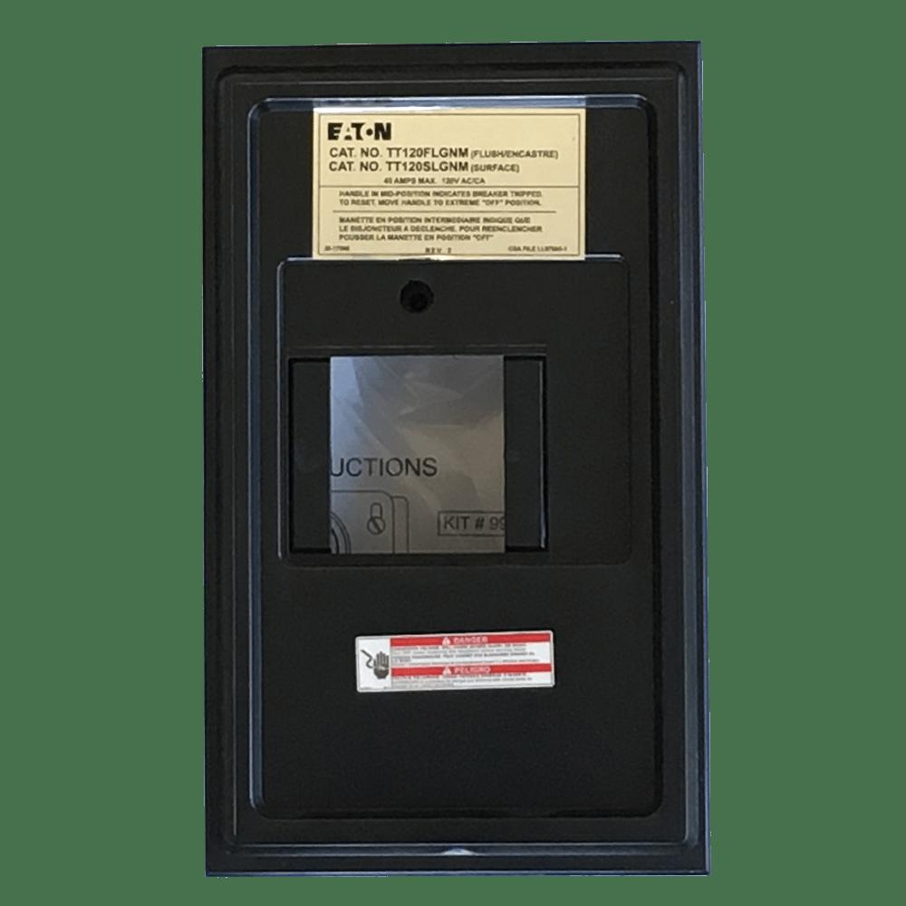 hight resolution of eaton sub panel flush mount