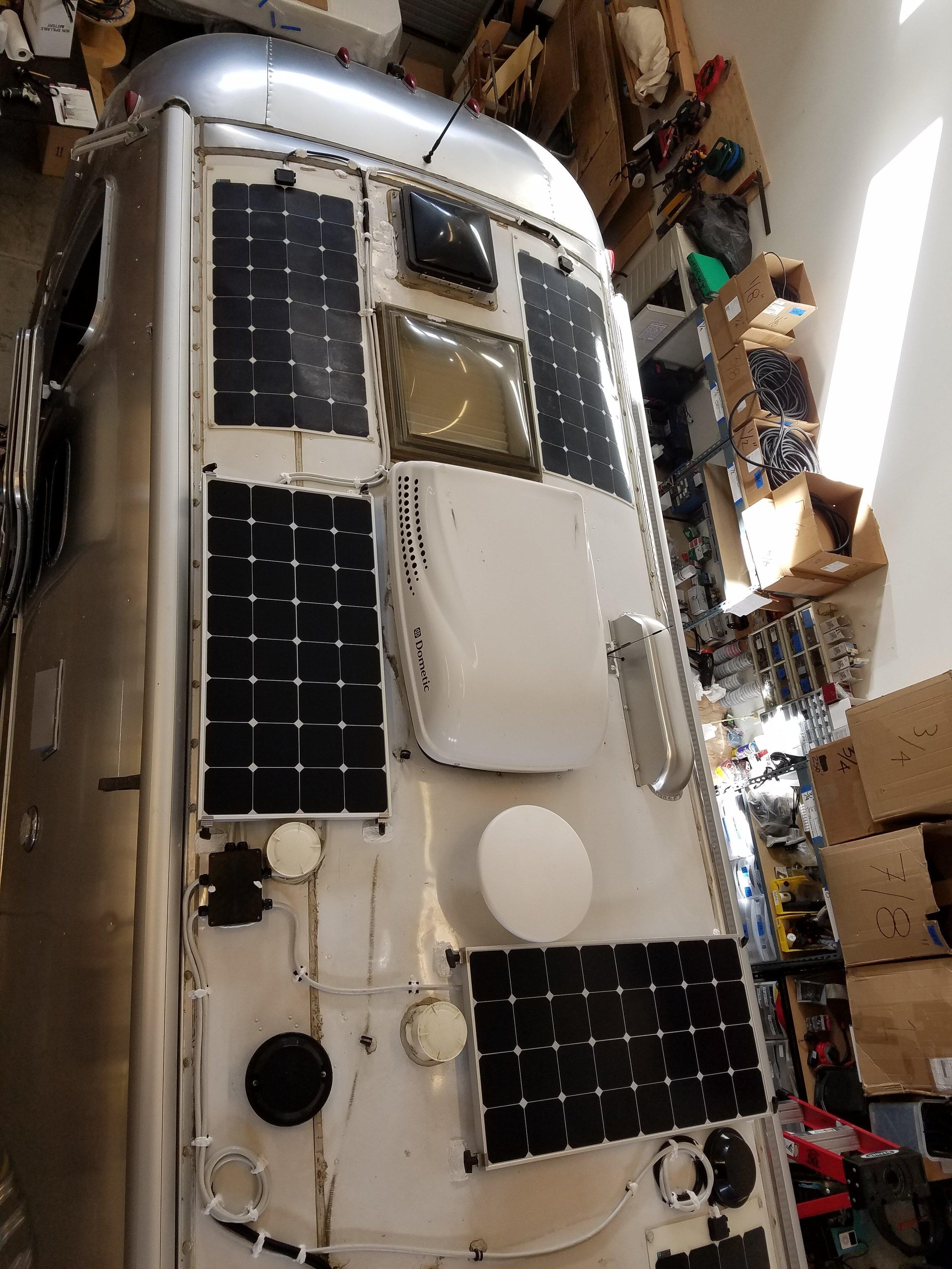 Rv Electrical Wiring Diagram Rv Solar Kits Solar Caravan And Rv Mount