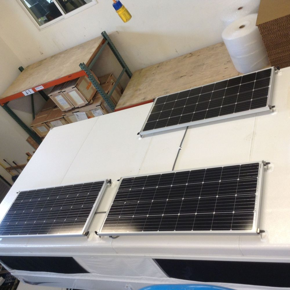 medium resolution of 540w of solar panels