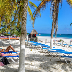 Beach Chairs For Cheap Contemporary Dining The Lowdown On Tulum Clubs — Delightful Travellers :: A Canadian Couple That Loves To Travel