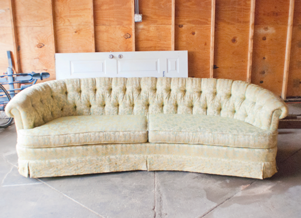 how to recycle my sofa teal blue chesterfield junk gone today furniture removal cleveland oh disposal