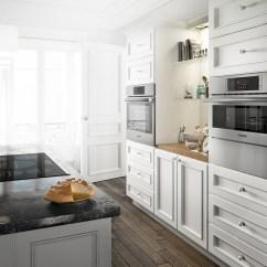 Bosch Kitchen Pictures For Walls Appliances Calgary Alberta Kuchen New White Transitional Austin Jpg