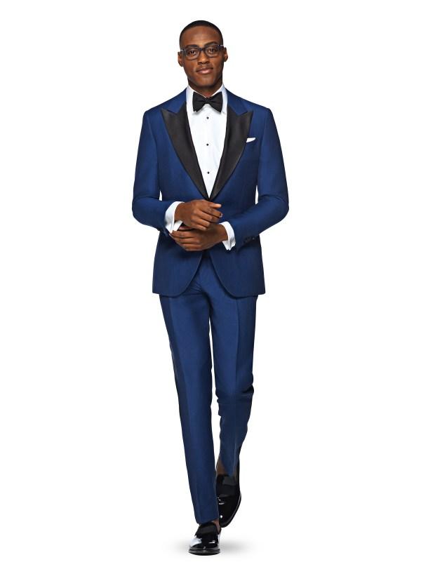 Suitsupply Blue Suit