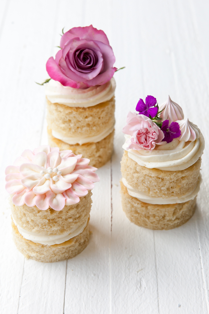 Mini Layer Cake Tutorial Style Sweet Ca