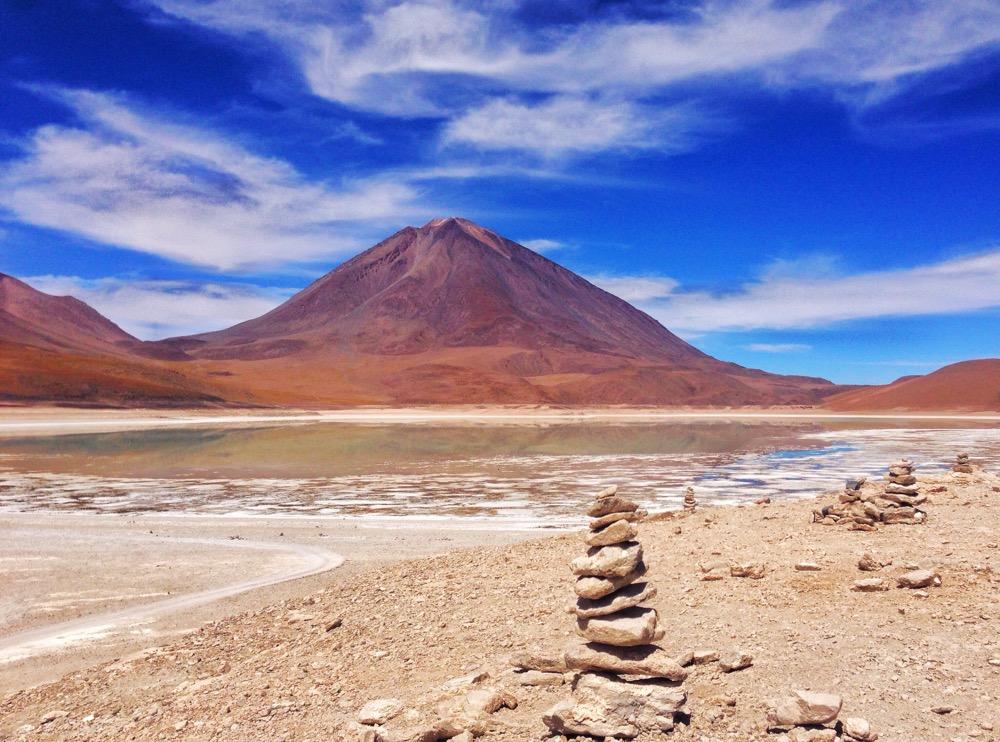 The salt house, located inside a 1930's printing press warehouse, serves cont. Salar de Uyuni - The Bolivian Salt Flats in 21 Stunning