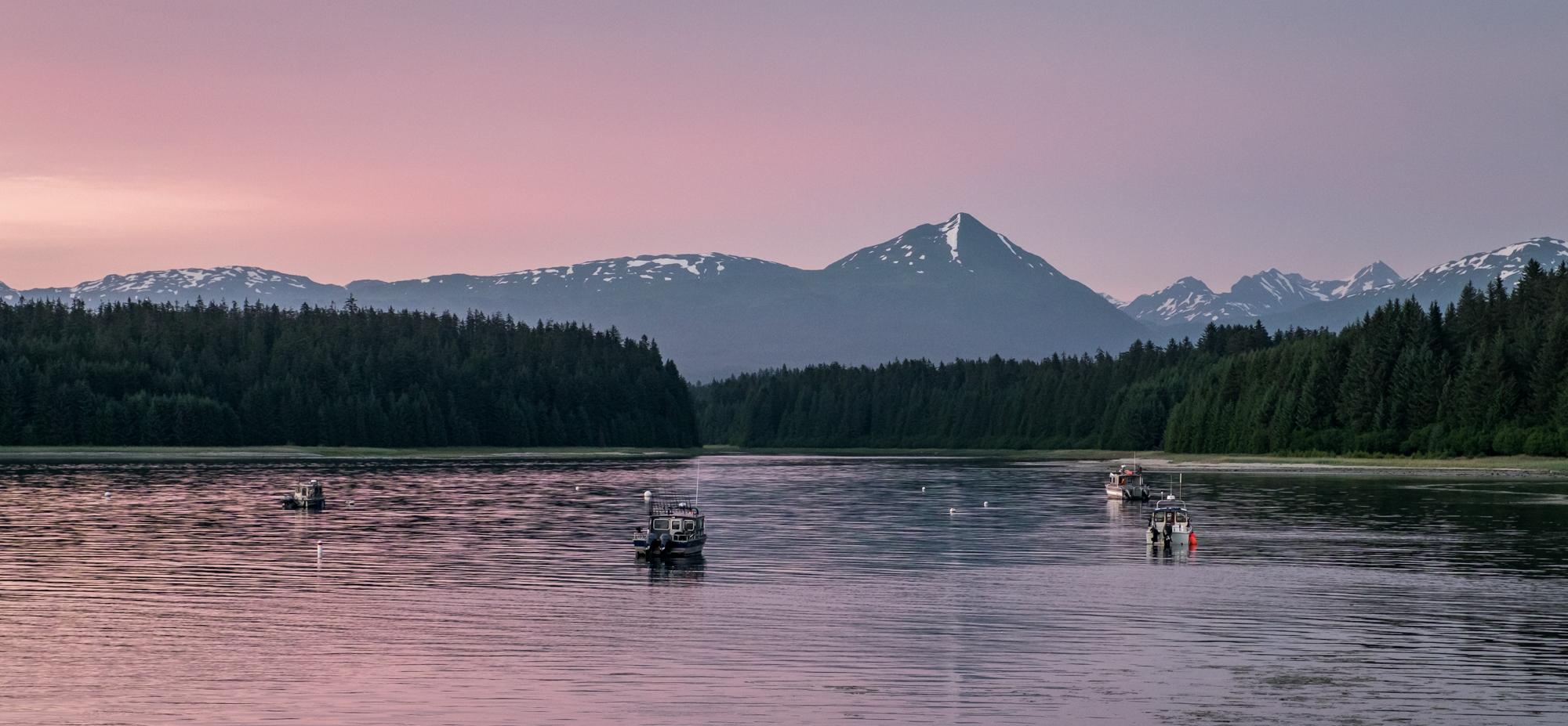 Bartlett Cove Alaska