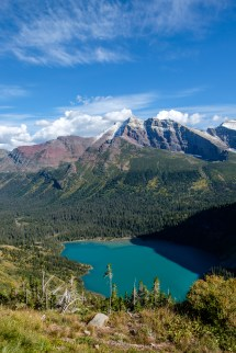 Glacier National Park Greatest American Road Trip