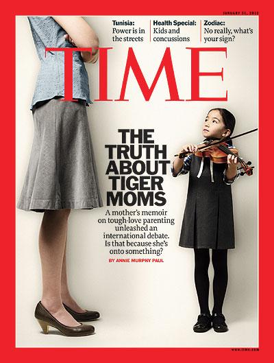 battling the tiger mom