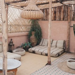 Marrakech Swing Chair Folding Travel Chairs Uk The Slower Side Of Field And Nest There Are Other Ways Relaxing In Besides Retreating To Your Riad For A Dip Pool Or Simply Lounge On Roof