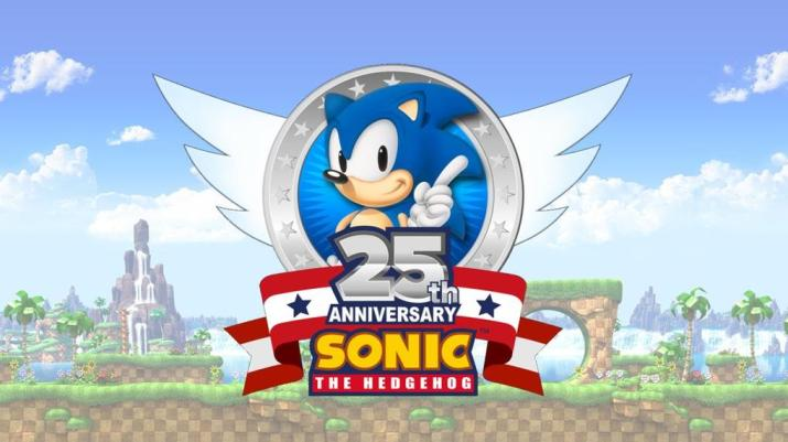 Sonic turns 25 this year, but I want to see something similar to the older classics. Sorry Sonic Boom ...