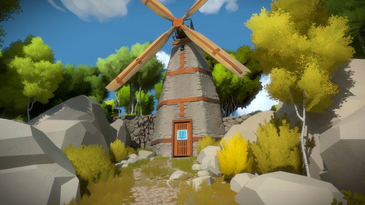The Witness is a beautiful looking game, and one that has been added to my list of games to play.