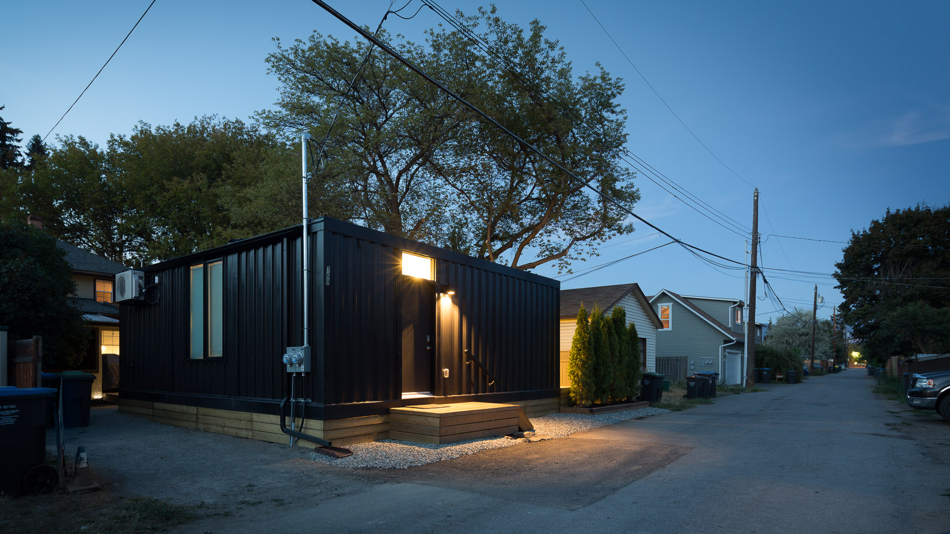 HO3 Shipping Container Home  HONOMOBO