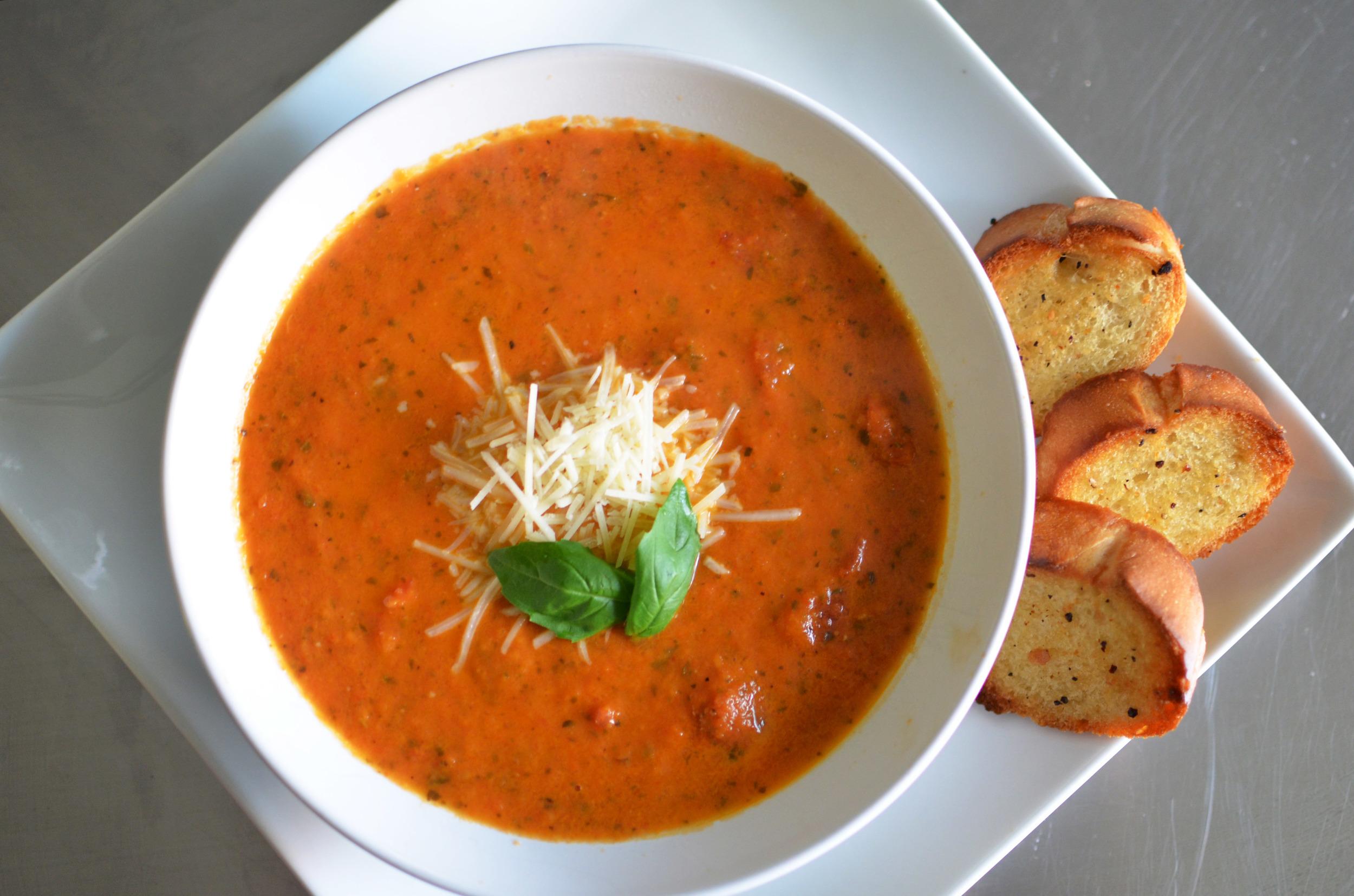 Ina Garten Tomato Basil Soup