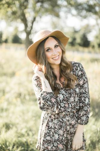 Lindsay Goedken, owner of Ivory + Bliss
