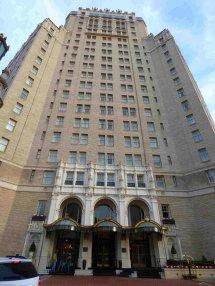 Night In Luxury Hotel Intercontinental Mark Hopkins