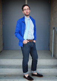 Wearing a Tie with Jeans: Can You Pull it Off?  Cladwell