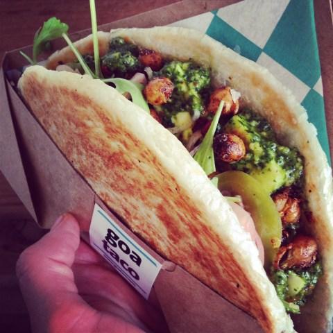 Goa Taco