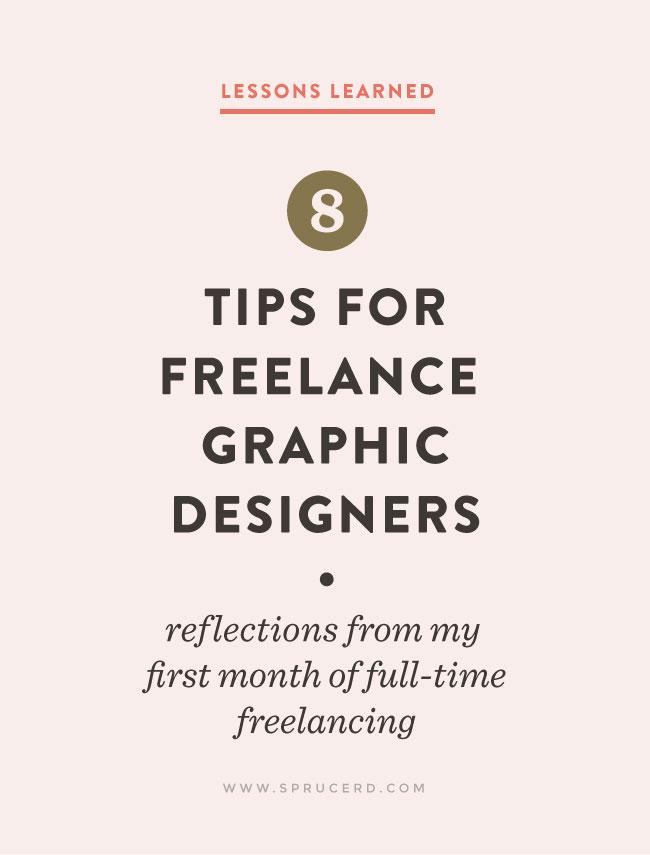 8 tips for freelance