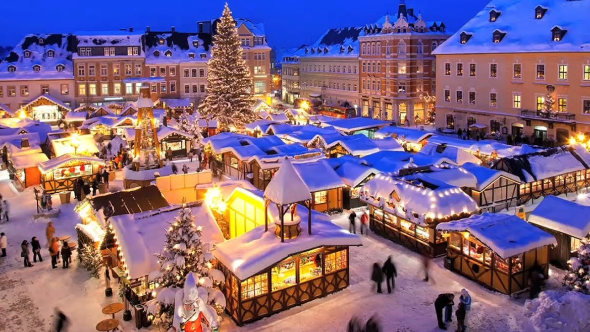 Best Christmas Markets in France
