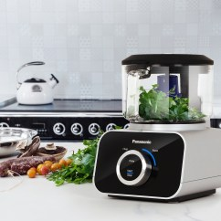 Kitchen Electrics Chairs Target Balance Innovation Design Panasonic Spatula And Juicing Capability This Processor Is Best In Class Has Just Created The Next Conversation Piece