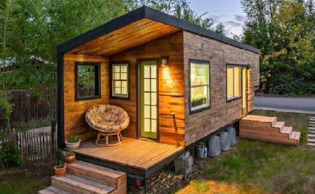 The Nest Tiny House A Downtown Phoenix Retreat