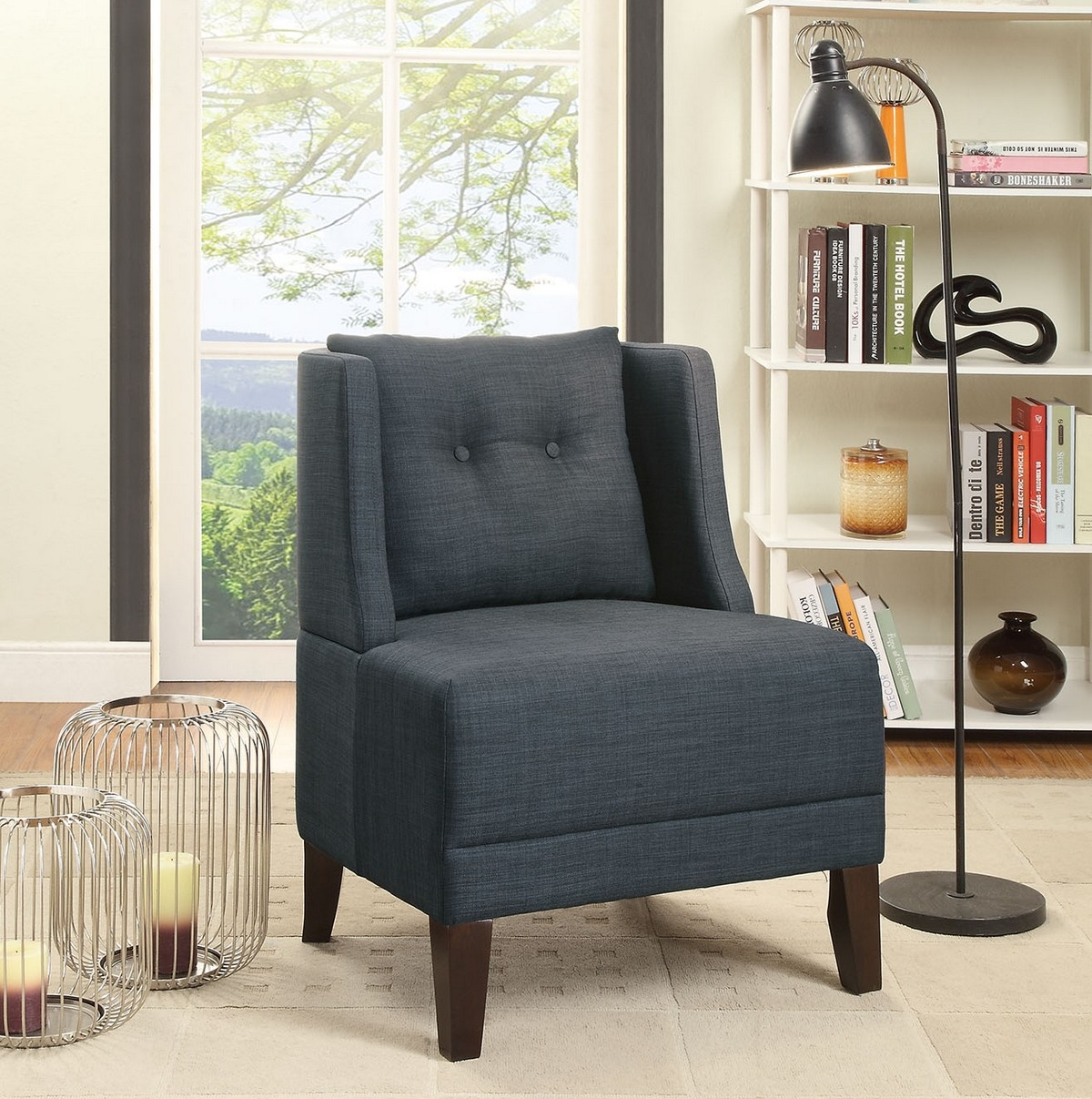blue pattern accent chair high lift susi fabric coco furniture gallery furnishing dreams