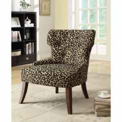 Leopard Print Accent Chair Blue Covers Coco Furniture Gallery Furnishing Dreams