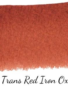 graham transparent red iron oxide pr watercolor swatch scratchmadejournal also comparison plus  mixing rh