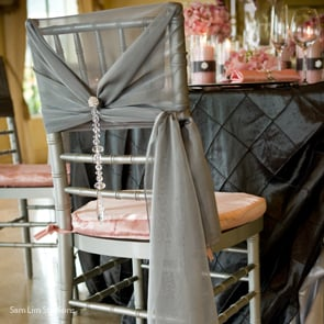 chair covers gray cowhide chairs and ottomans chiavari glow concepts fine linen rental shantell wrap