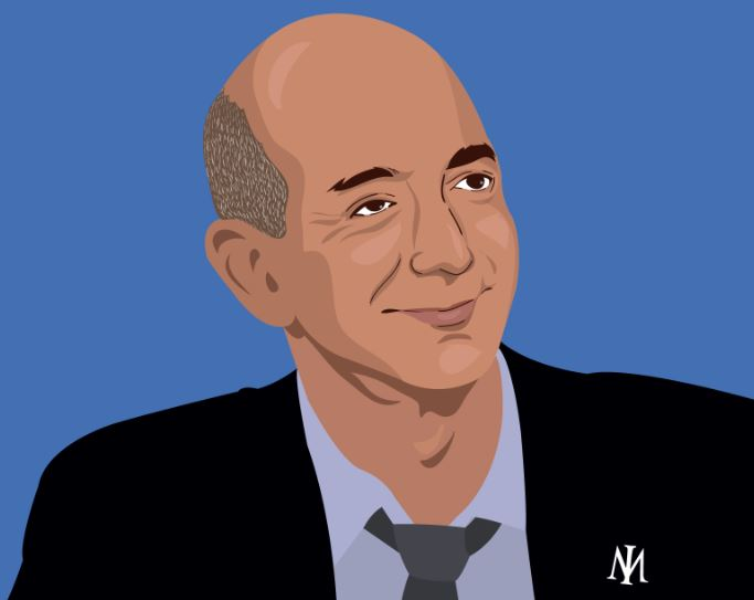 Jeff Bezos - Amazon