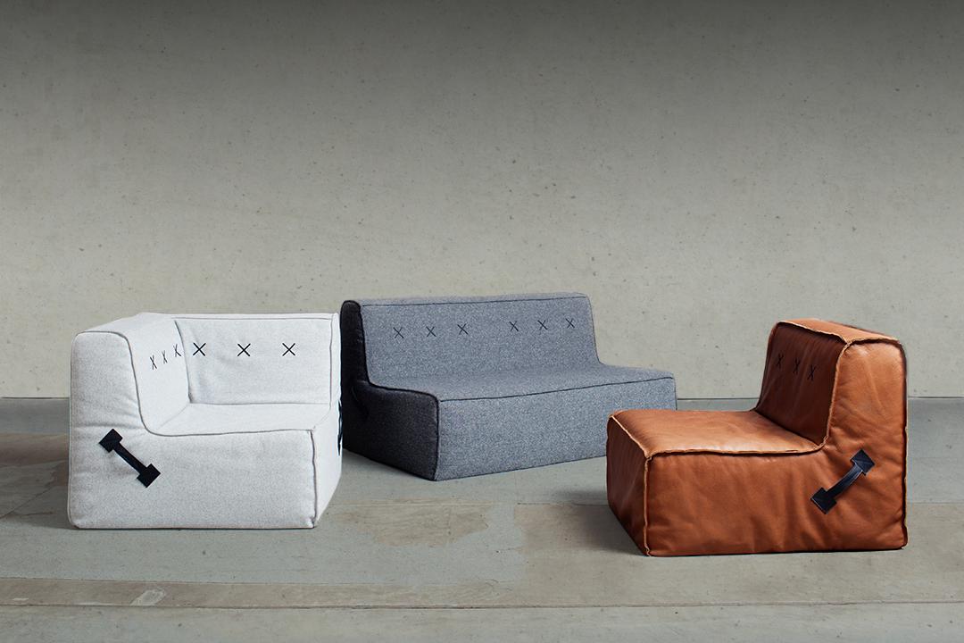 Quadrant Soft  Koskela  Furniture  Homewares made in