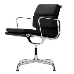 Vitra Ergonomic Chair Accent And Ottoman Set Eames Ea 208 Soft Pad Furniture File Ltd