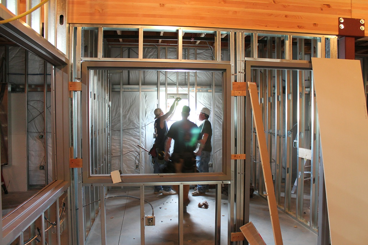 Remodeling — Horizon Construction