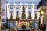 Christmas Decorations in Puerto Rico  Padr Images
