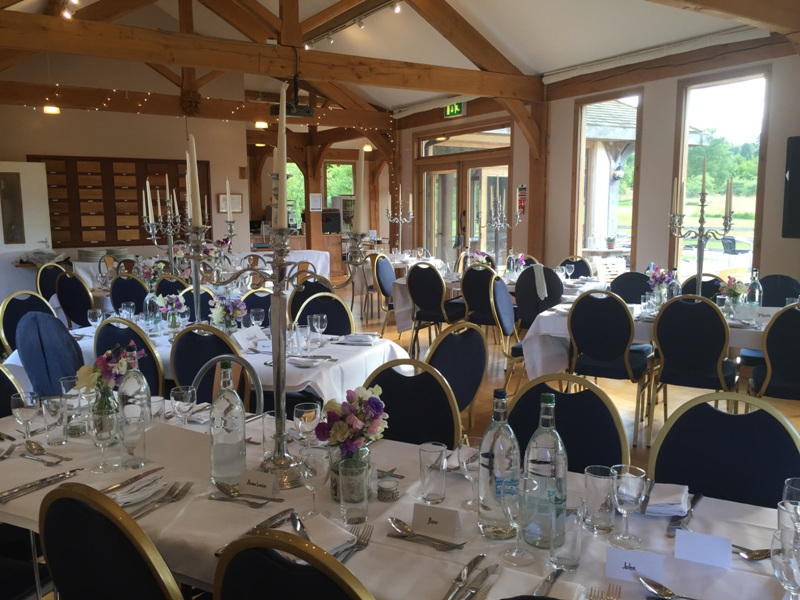 chair cover hire yorkshire bungee blue private arboretum