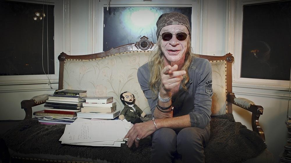 Filmworker Leon Vitali with Kubrick doll - Dogwoof Documentary.jpg