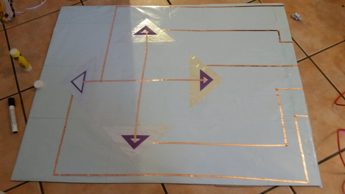 Build tactile games using Makey Makey and Scratch.