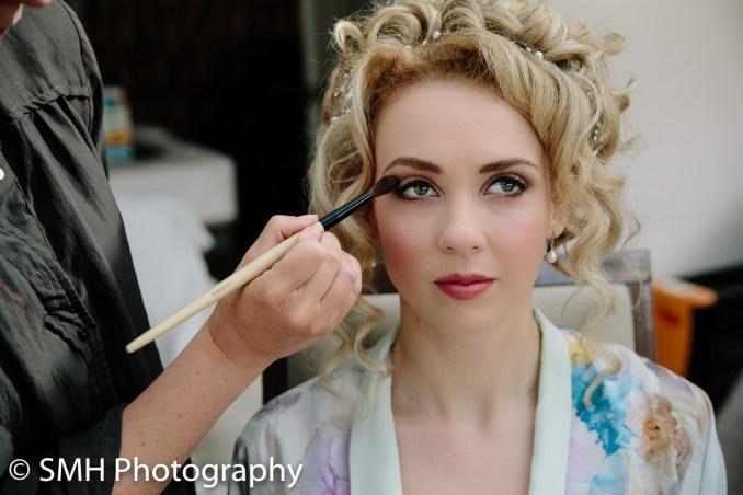 hair & make up — andrea pickford make up & beauty