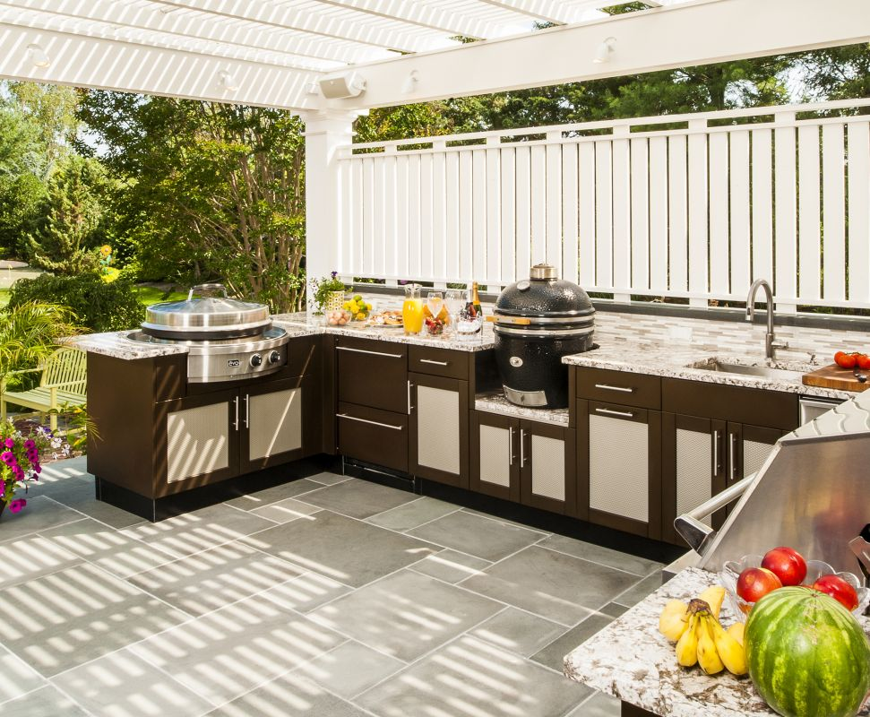 danver outdoor kitchens kitchen rugs and mats luxury myamazingyard com living is more about personal style atmosphere it s also function longevity the stainless brown jordan
