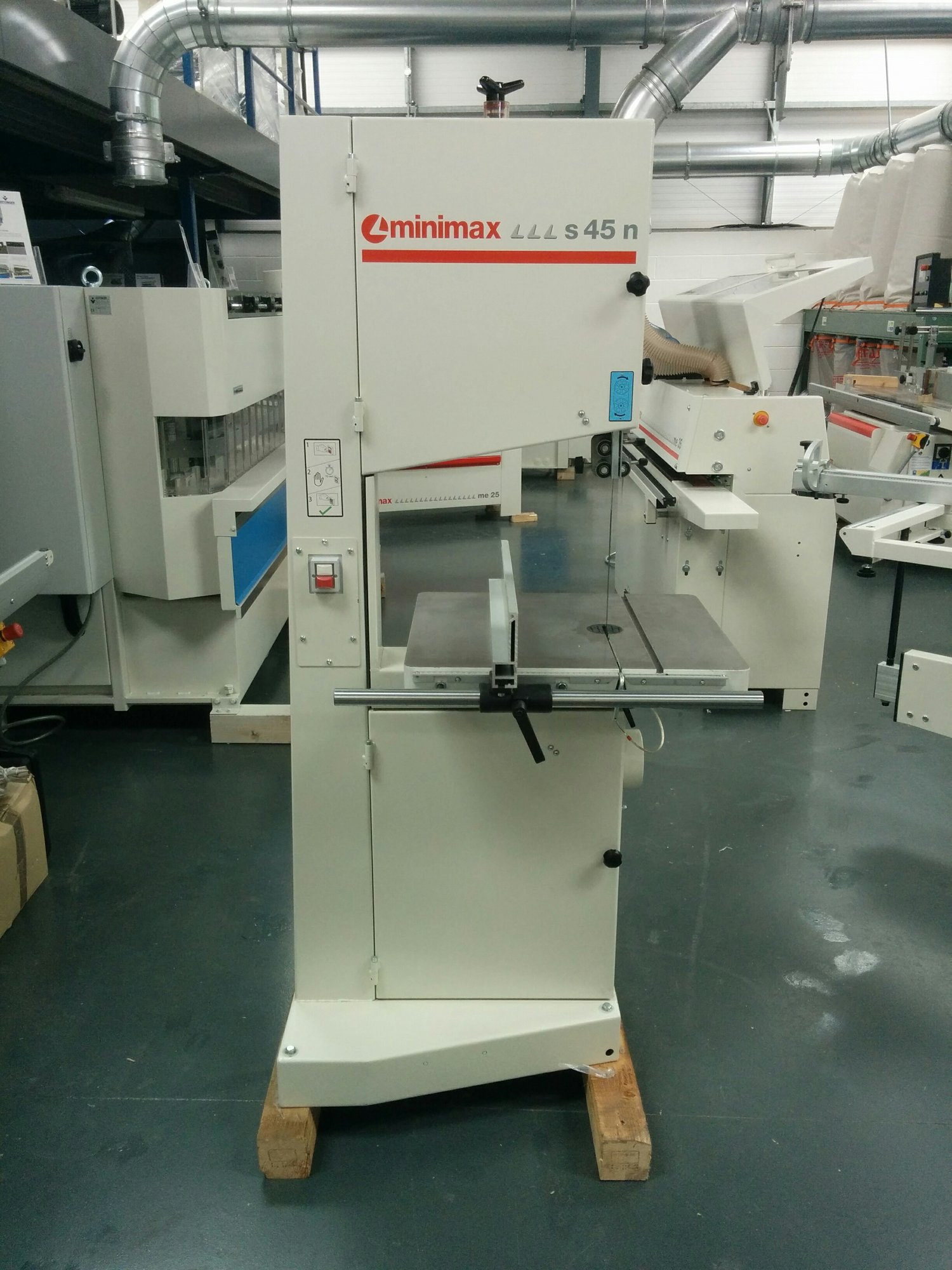 Minimax S45 Bandsaw For Sale