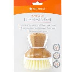 Full Circle Kitchen Brush White Backsplash Pictures Ecomountain Home Store Dish Bubble Up