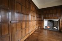 Period Oak Wooden Panelling Restoration