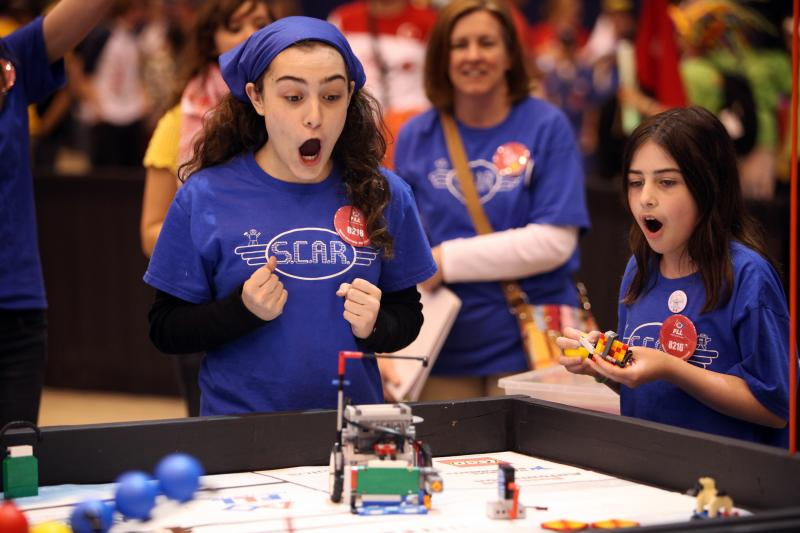First LEGO League is the Super Bowl for Nerds!